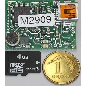 Mini rejestrator dźwięku JM- AR2